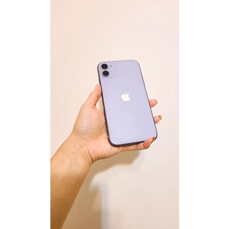 apple iphone11 256g 紫色 i11