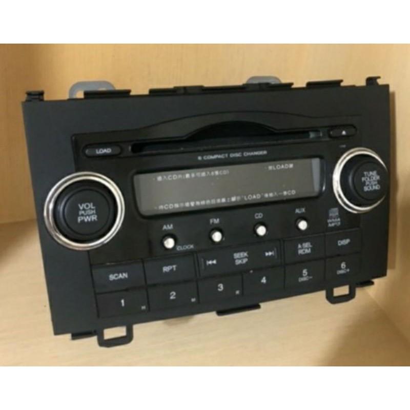 本田 CRV3代 汽車音響主機 原廠音響主機