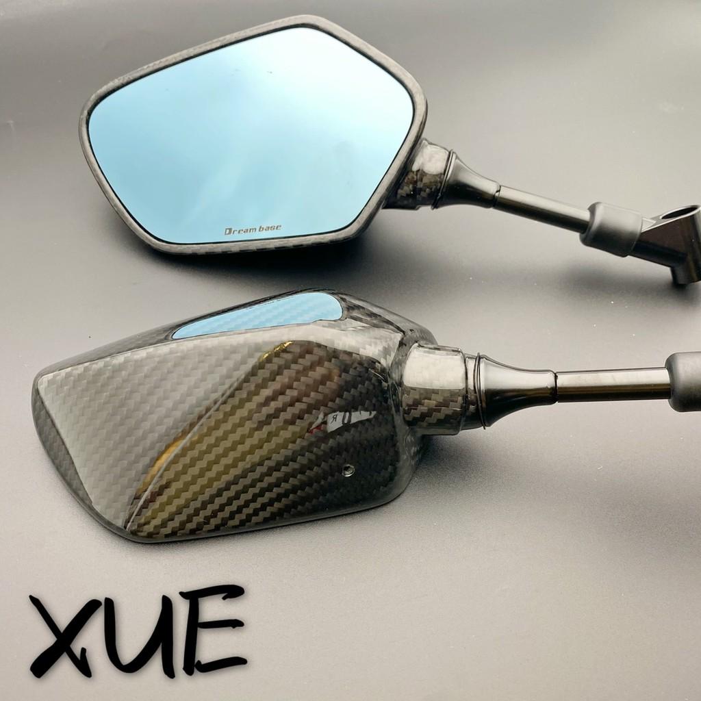 XUE 後照鏡 後視鏡 承旭 QH 碳纖維鏡 碳纖維 卡夢 DREAMBASE 勁戰三代 勁戰四代 勁戰五代 勁戰六代