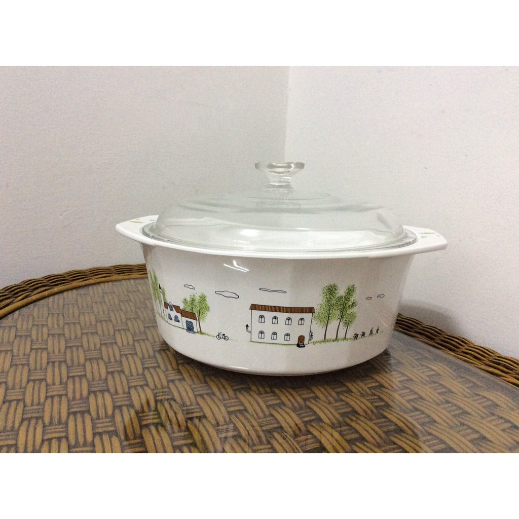 ** 白河戀蓮 ** 鍋寶 多功能 耐熱陶瓷鍋 /湯鍋 電磁爐適用 ----庫 T-023