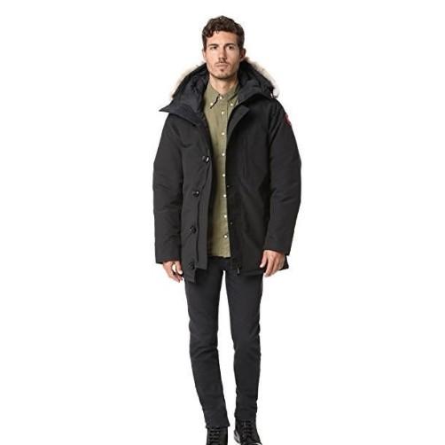 保證正品 Canada Goose 加拿大鵝 Chateau Parka 頂級 羽絨外套 多色可選 黑
