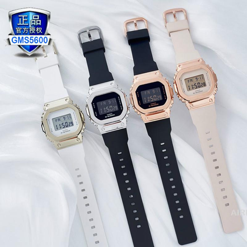 Ori 卡西歐 g-shock 男士手錶 GM-S5600 系列男錶 GM-S5600-1 / GM-S5600PG-4