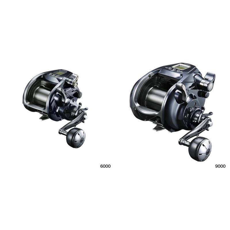 (拓源釣具)SHIMANO ForceMaster 6000 9000 電動捲線器