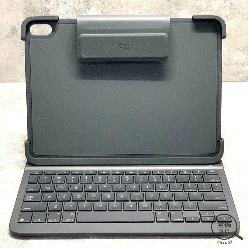 羅技 Logitech Slim Folio Pro《For iPad Pro 11吋 一代 1代 鍵盤》A49568