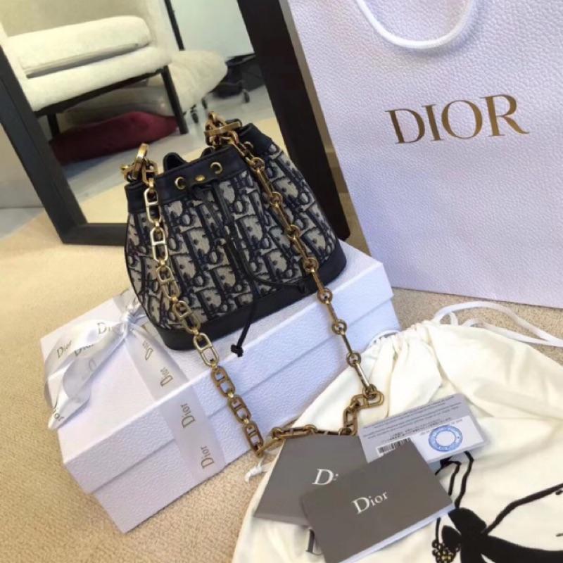 【Dior水桶包】代購