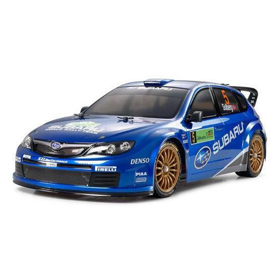 萬象遙控模型 TAMIYA 51364 SUBARU IMPREZA WRC 2008車殼(190mm)