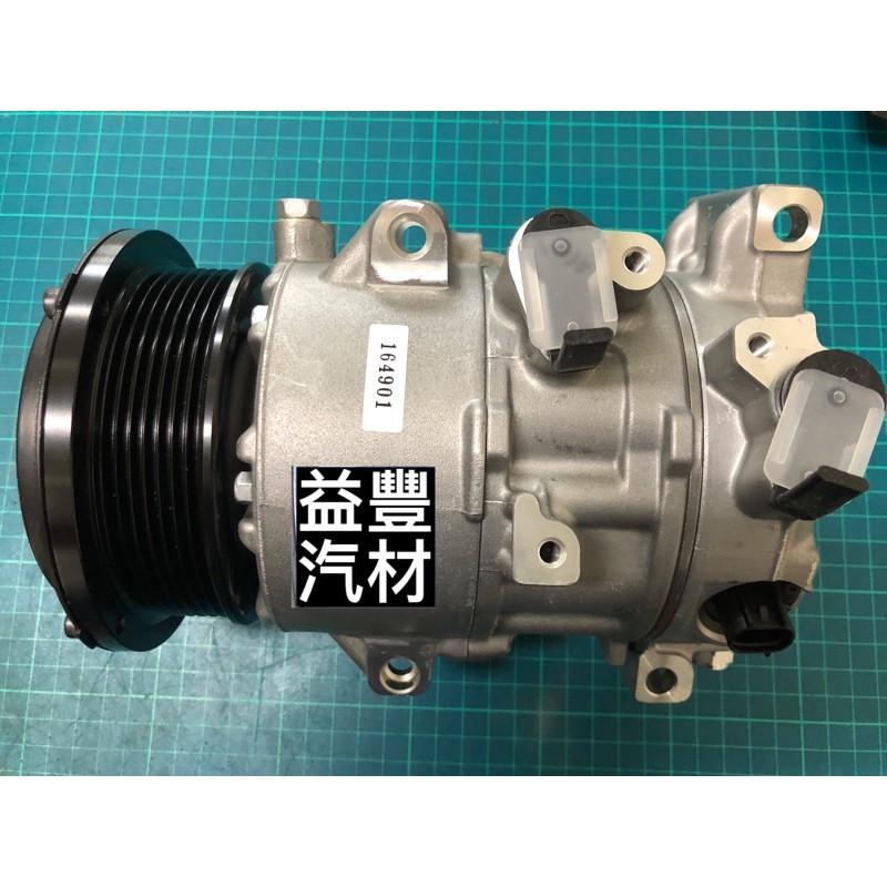 Toyota CAMRY 2.0 2.4 06~11年 RAV4  07~12 Previa2.4日本新品汽車冷氣壓縮機