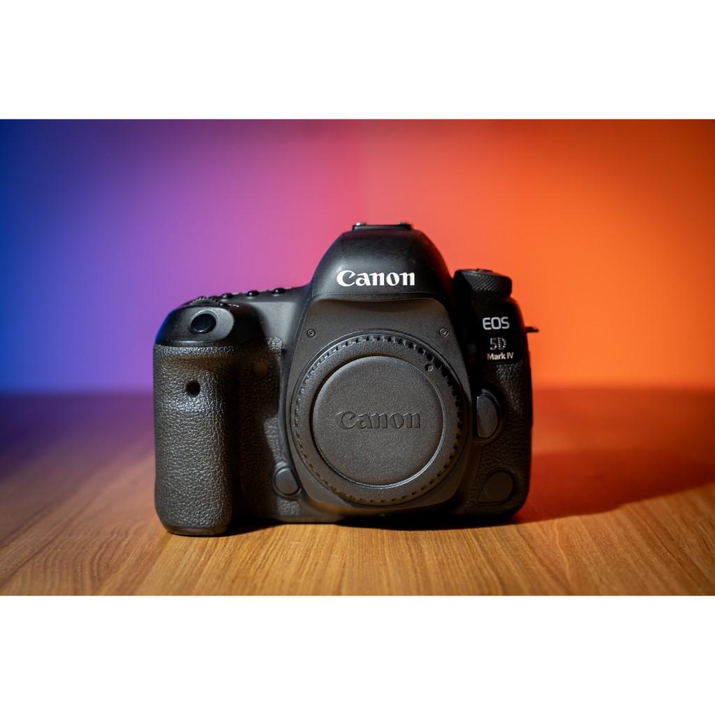 Canon 5D4 5D MARK4 保證書 包裝盒 原廠配件齊全《二手品》