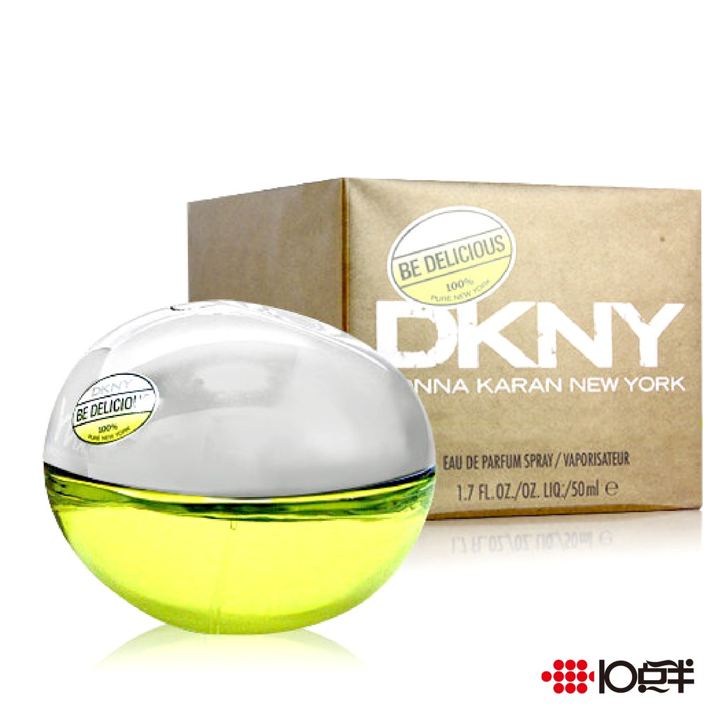 DKNY Be Delicious 青蘋果女性淡香精 100ml [ 10點半香水美妝 ]
