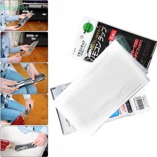 Bluevelvet 家用遙控器蓋透明熱縮膜遙控器保護貼電視配件電視配件防水視頻 27 * 12cm 防塵空調盒