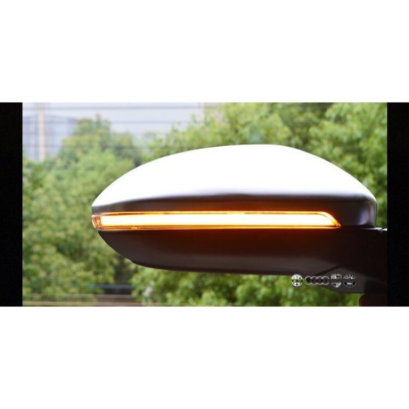 VW 福斯 LED 後視鏡 方向燈 流水燈 燈條 NEW GOLF7 7.5 PASSAT B8 CC Touran