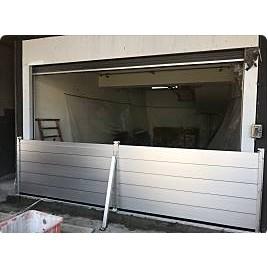 鋁合金 防水閘門 ,100%台灣製造,100%擋水保證