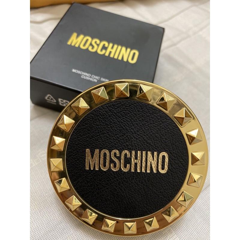 MOSCHINO 氣墊粉餅