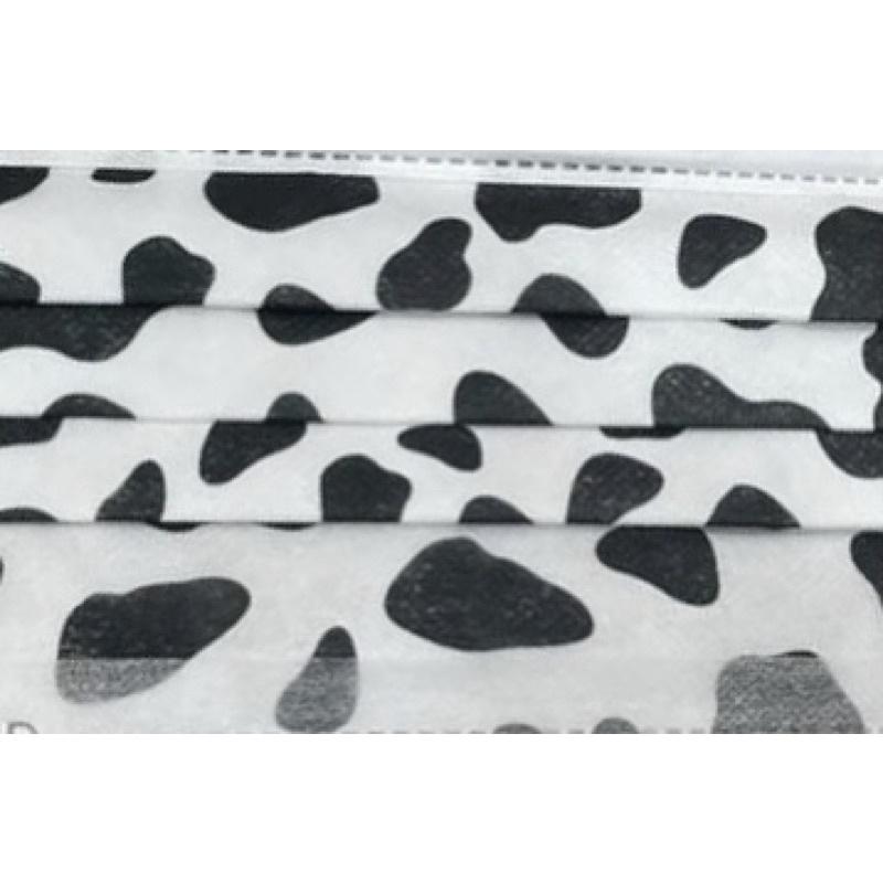 現貨 🌟萊 🌟潔 黑白乳牛紋 黑白斑馬紋 棕豹紋 色卡 5片一組
