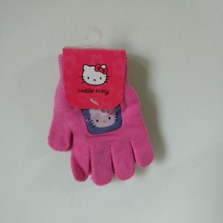 Sanrio 三麗鷗 Hello Kitty 防滑兒童手套 苗栗縣