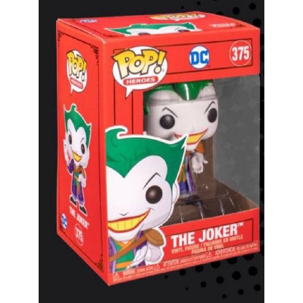 柴寶趣 FUNKO POP 375 日系 武士 蝙蝠俠 和服 小丑 THE JOKER BATMAN 正版