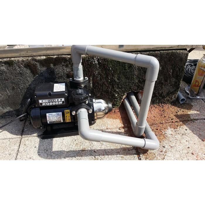 木川 超靜音 電子穩壓 水壓機 加壓機 加壓馬達 東元馬達更換 1/4HP KQ200  KQ200N KQ200NE