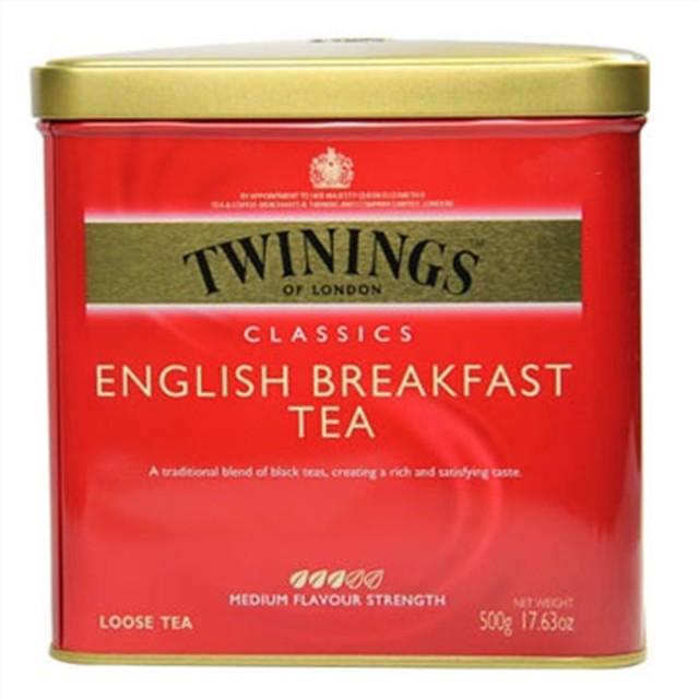 Twinings唐寧茶~英倫早餐茶 500g原裝~分裝100g