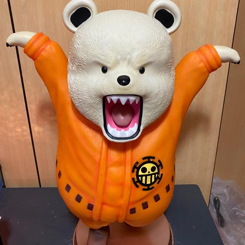 現貨 海賊王GK60cm超大貝波熊