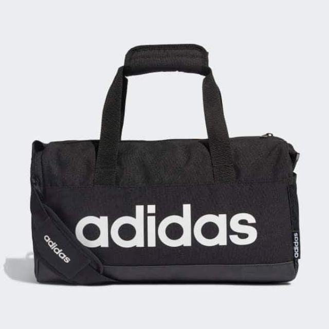 adidas lin dufffle xs 健身包 旅行袋 FL3691 37x20x15cm 現