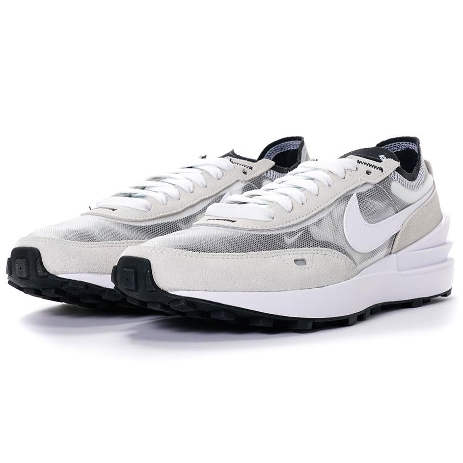 NIKE WAFFLE ONE 小Sacai  解構 休閒鞋 灰白 DA7995-100 現貨