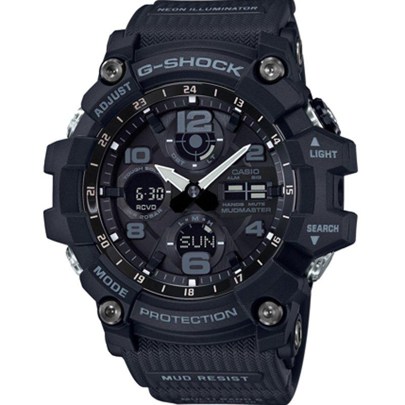 卡西歐電子錶G-SHOCK小泥王GWG-100-1A/1A3/1A8 1000太陽能光波錶 Prkk