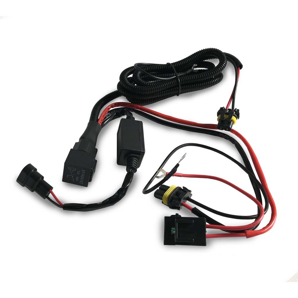 現代車系 大燈 霧燈 解碼專用線組 IX35 I30 ELANTRA 專用 35w/55w兩種規格