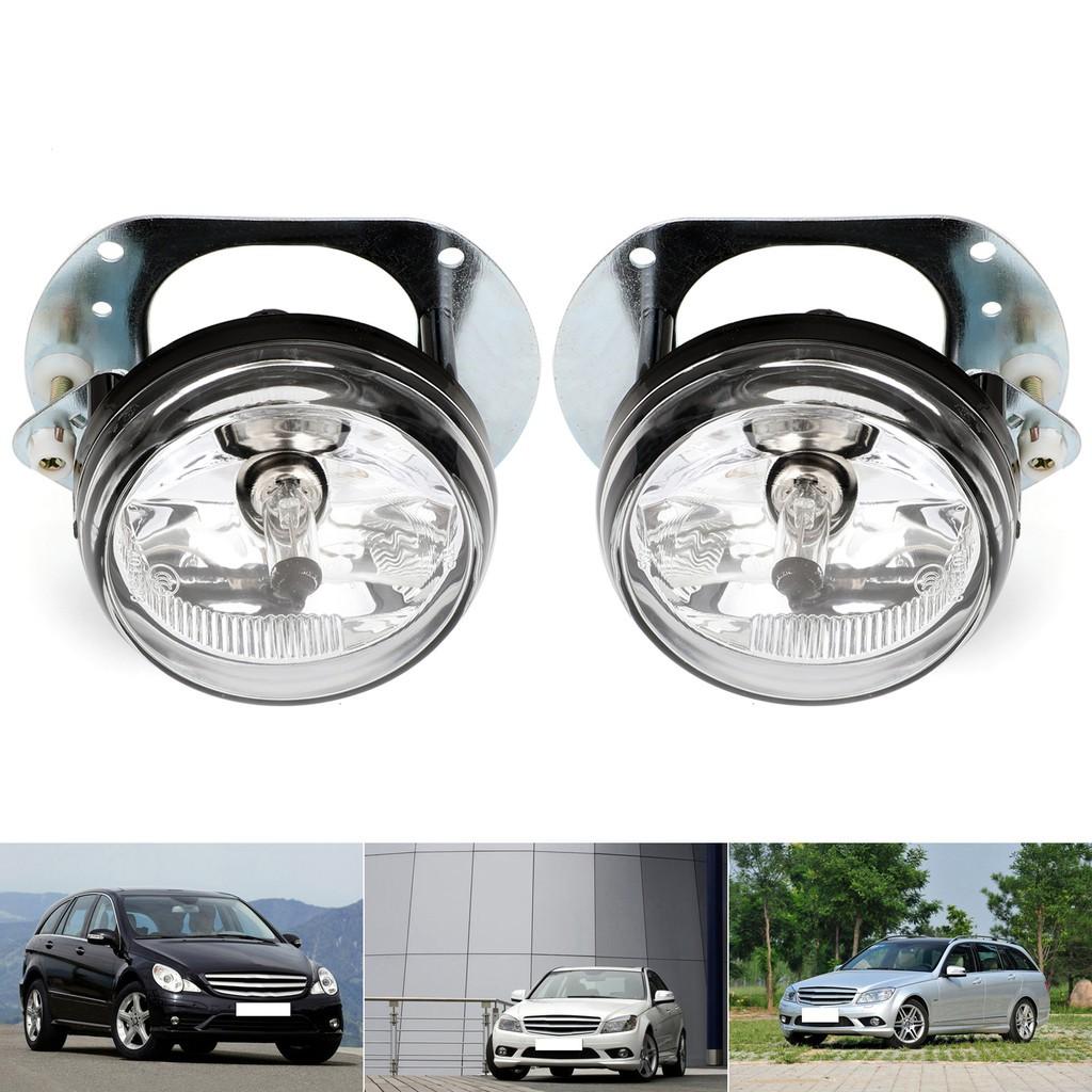 🌸🌸台灣現貨免運喔🌸🌸 賓士Benz C300 C63 AMG C350 2008-2010 前保桿霧燈 前霧燈