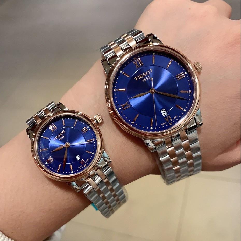 TISSOT天梭1853腕錶男錶女錶手錶女士手錶石英錶情侶錶機械錶潮流時尚情侶對錶