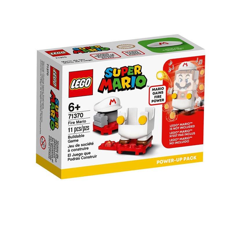 LEGO樂高超級馬里奧系列71370/71371/71372/71373 益智積木玩具