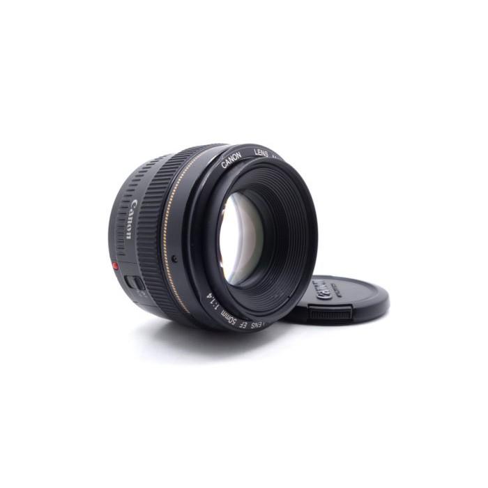 【莫比爾3C】Canon EF 50mm f1.4 USM 二手 定焦鏡 單眼鏡頭 #61954