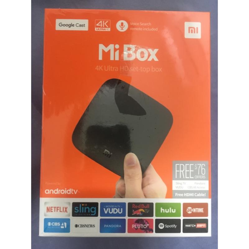 二手 小米盒子 國際版