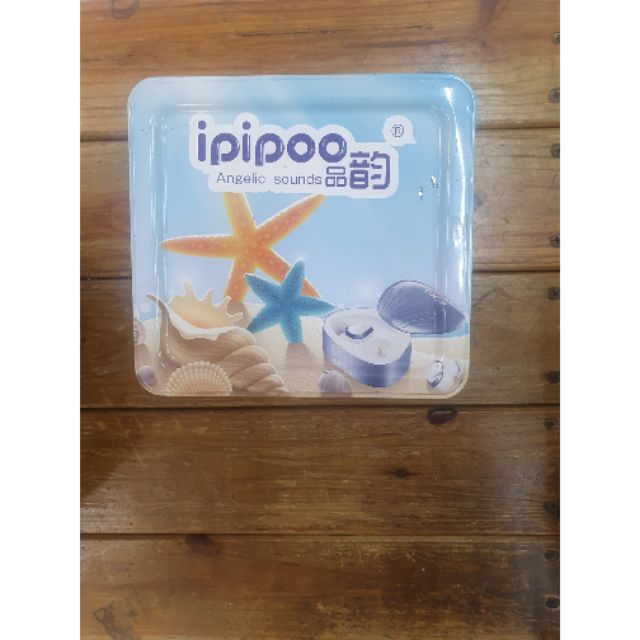 [特價中]  ipipoo 品韵X-800 貝殼藍牙耳機