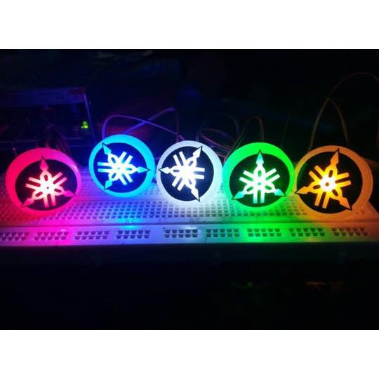 YAMAHA LED側標音叉方向燈 晝行燈 XMAX NMAX
