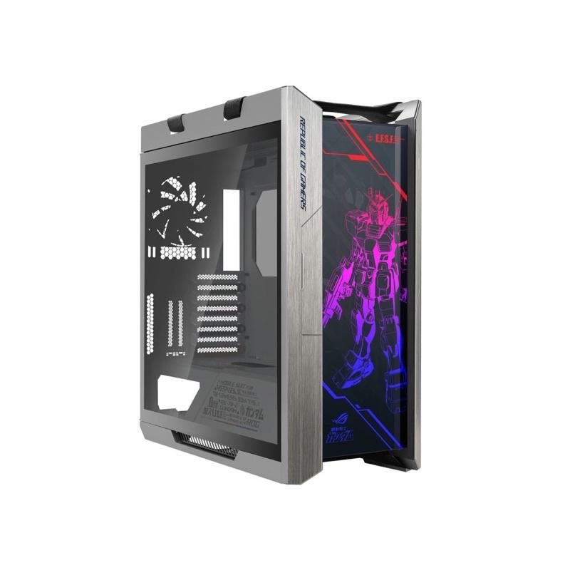 鋼彈 華碩ROG Strix Helios GX601中塔式電競機殼 鋼彈限量款
