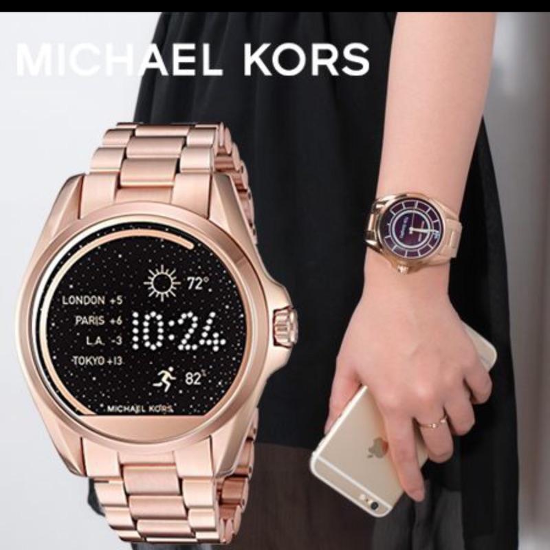 美國代購🇺🇸MK時尚智慧型手錶 MKT5004