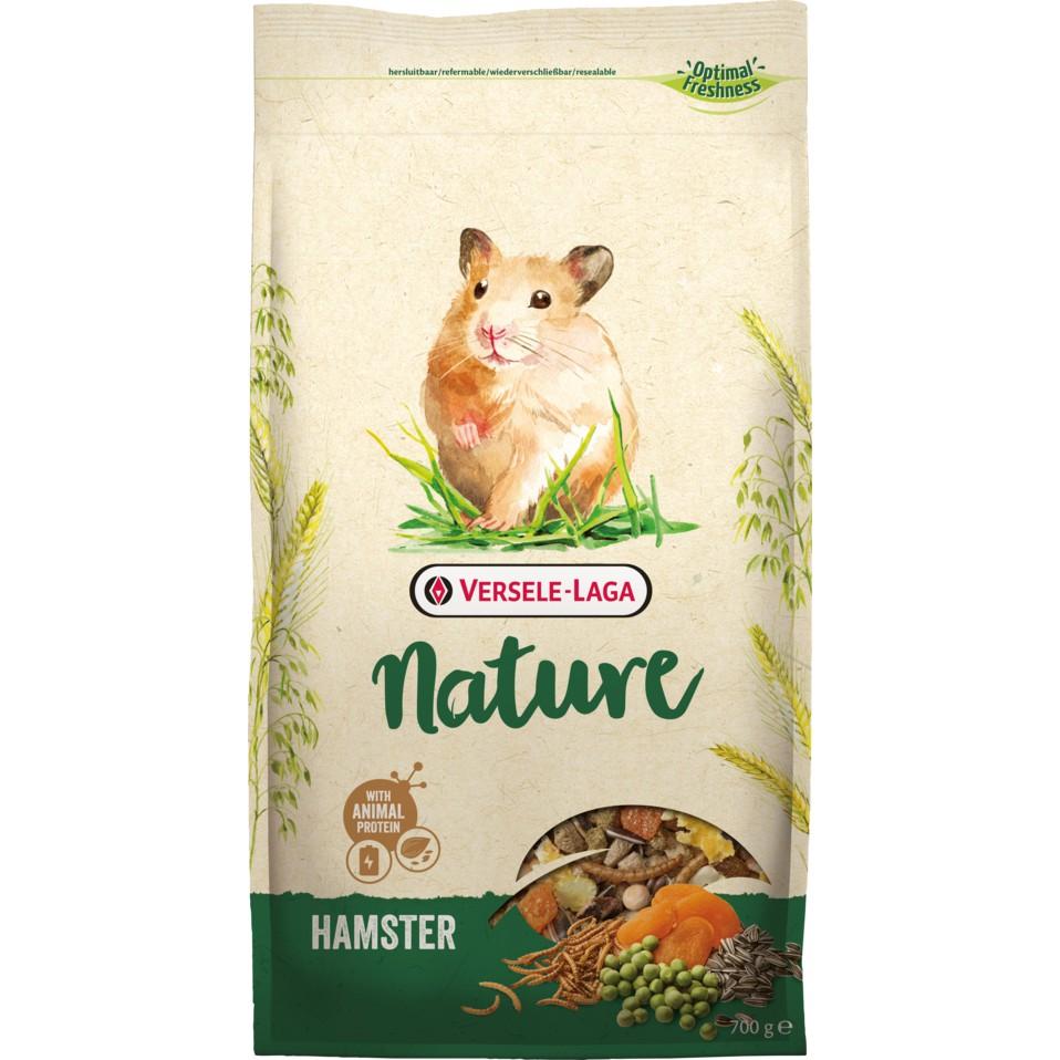 比利時 凡賽爾 VERSELE LAGA 全新NATURE特級倉鼠飼料100g  黃金鼠 寵物鼠飼料 倉鼠飼料