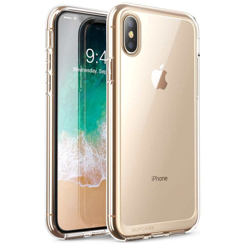 SUPCASE 超級甲殼Apple iPhoneXs MAX 6.5吋UBStyle 手機保護殼 透明