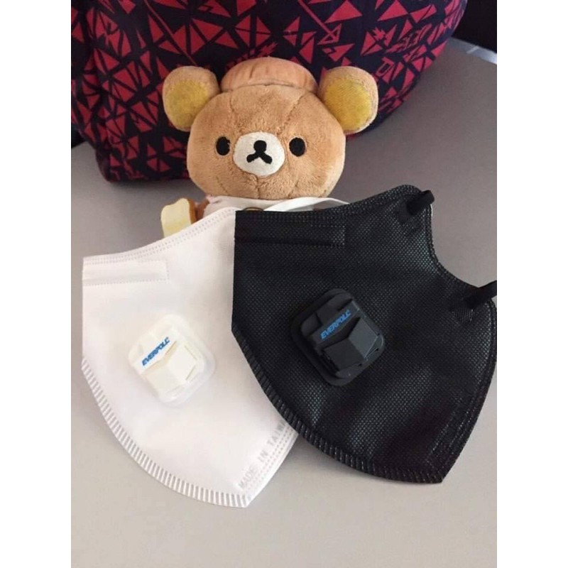 現貨 專利過濾技術 防護透氣式口罩 立體口罩 3D 愛惠浦 口罩 PM2.5 空污 不悶熱 舒適 CNS認證