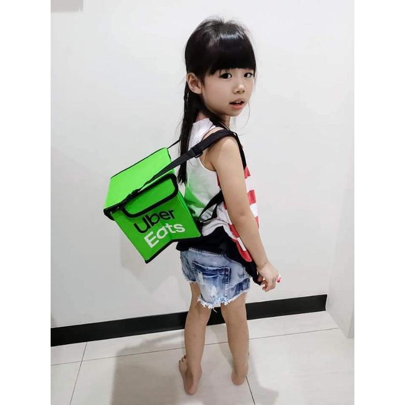 外送包 uber eat   foodpanda 外送後背包 兒童外送後背包 萬聖節包