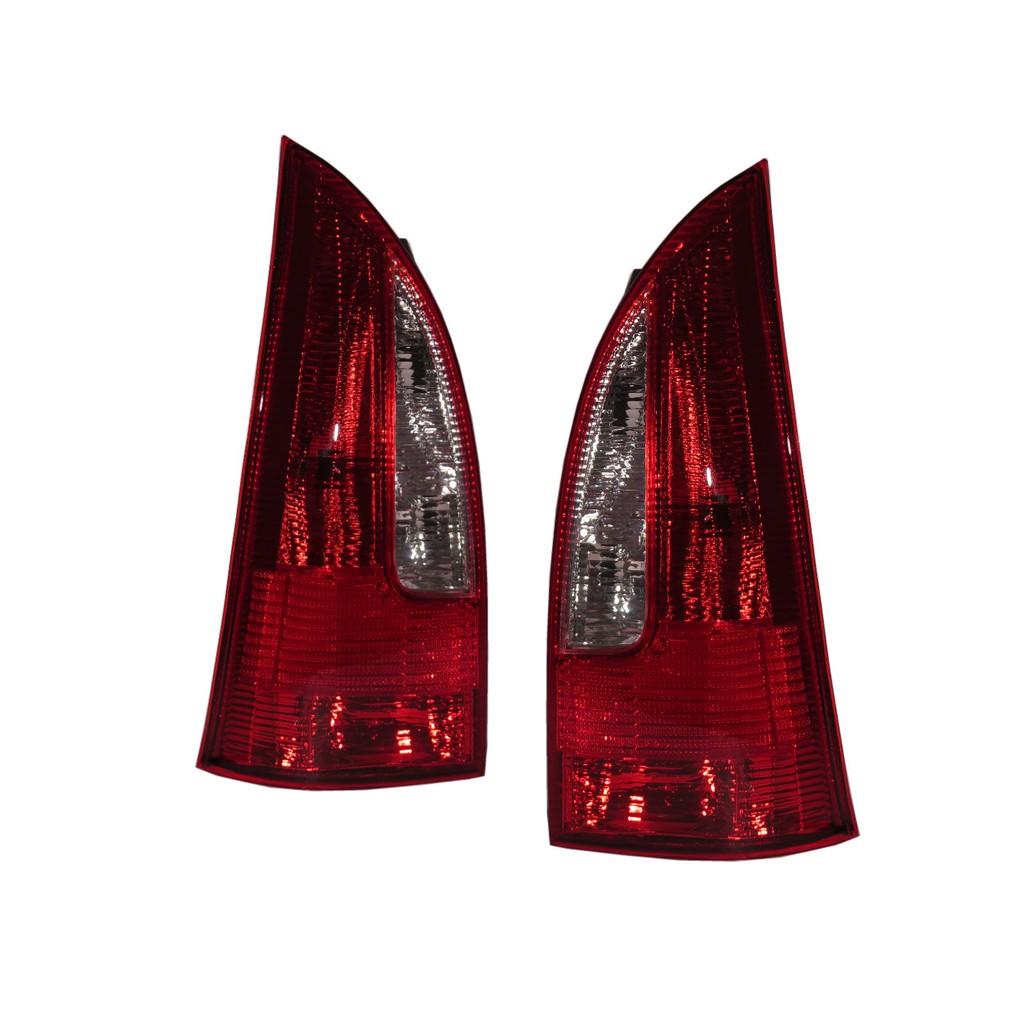 卡嗶車燈 MAZDA 馬自達 PREMACY 1999-2001 五門車 晶鑽 尾燈紅