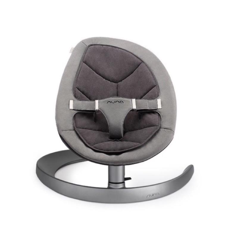 Nuna Leaf Curv搖搖椅+ 蚊帳 玩偶條 玩偶吊飾 附送嬰兒床