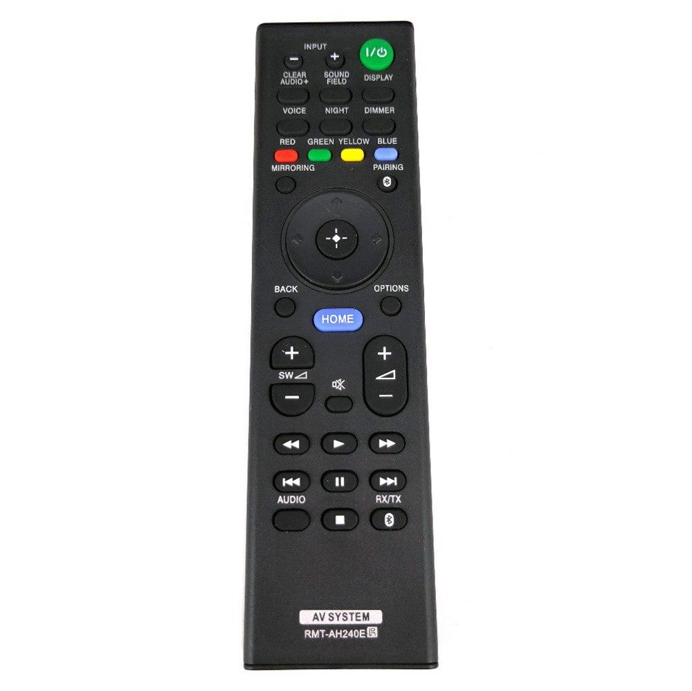 Sony Soundbar 系統遙控器 SA-CT390 SA-WCT390 RMT-AH240U Fernbedien