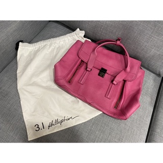 [ 二手 ]3.1 Phillip Lim Medium Pashli Leather Satchel 高雄市