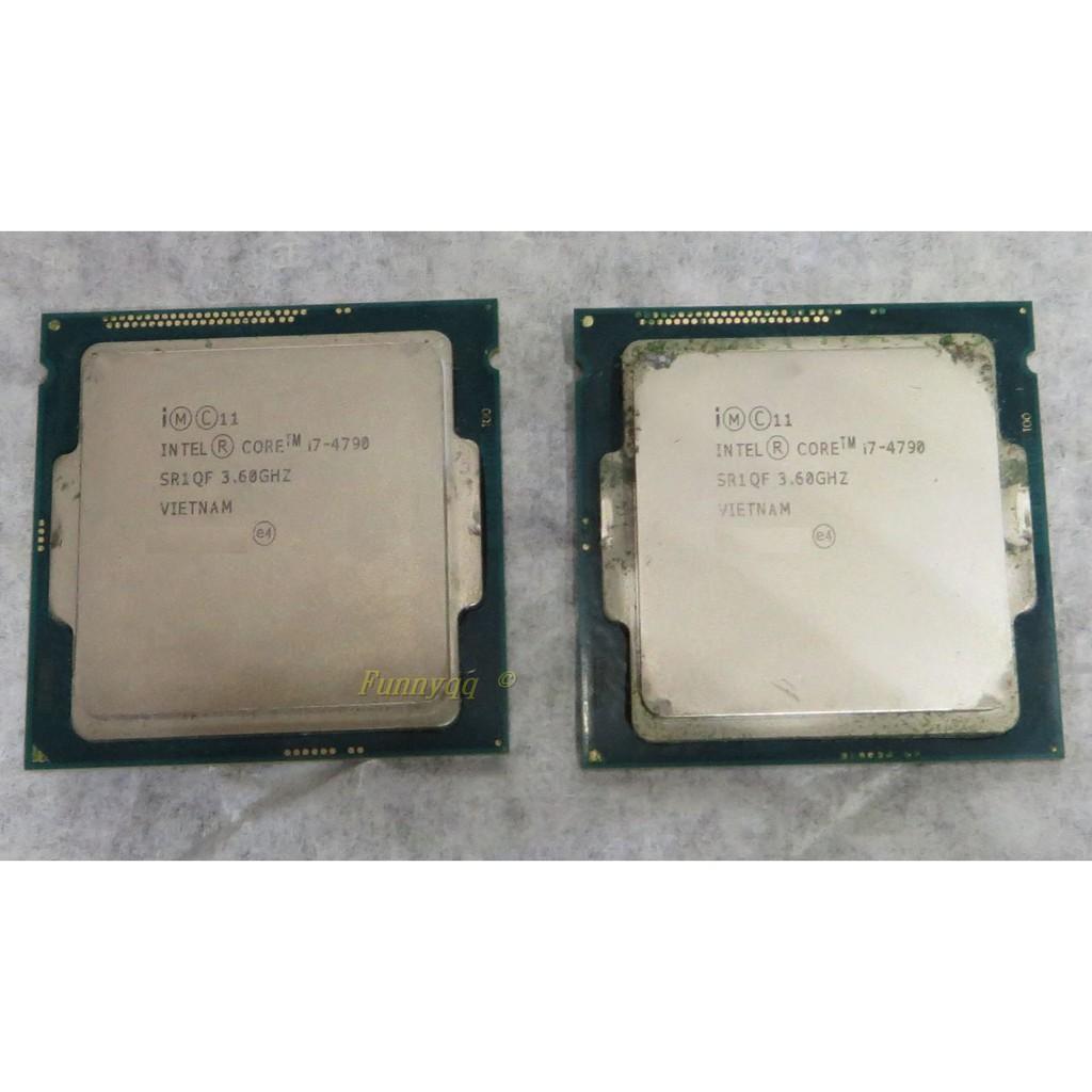 I7 4790 1150 腳位 CPU 故障