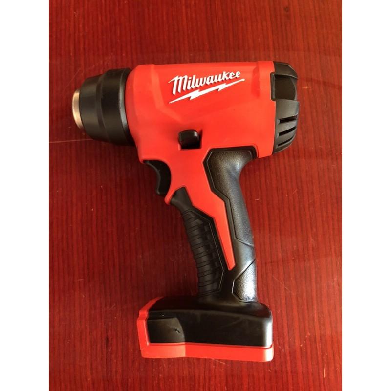 二手 Milwaukee 米沃奇 2688-20 18v鋰電充電式熱風槍 熱風機 單主機