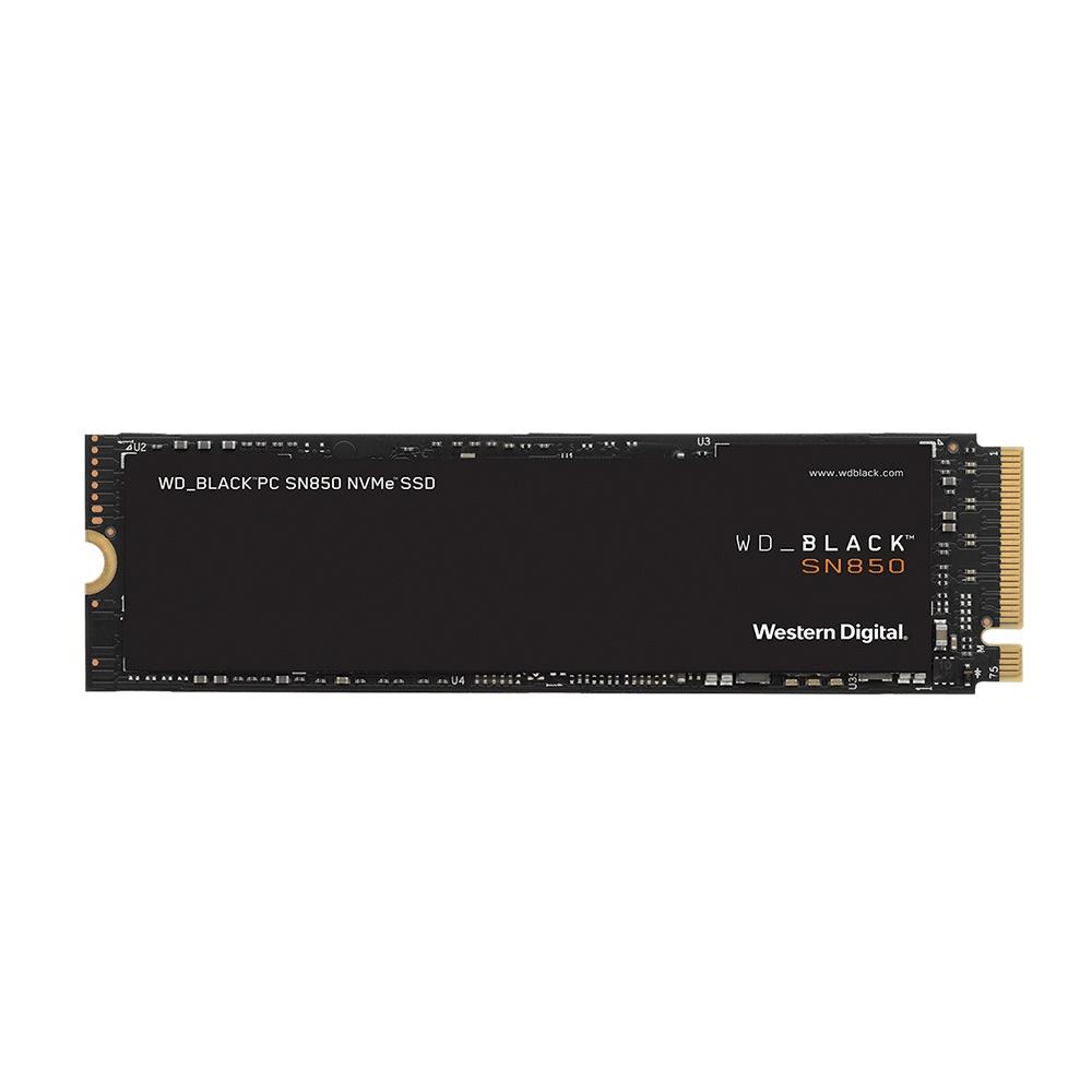 【宅配免運】WD 黑標 SN850 1TB 無散熱片 SSD固態硬碟 (WDS100T1X0E)下標前請先與賣家確認貨量