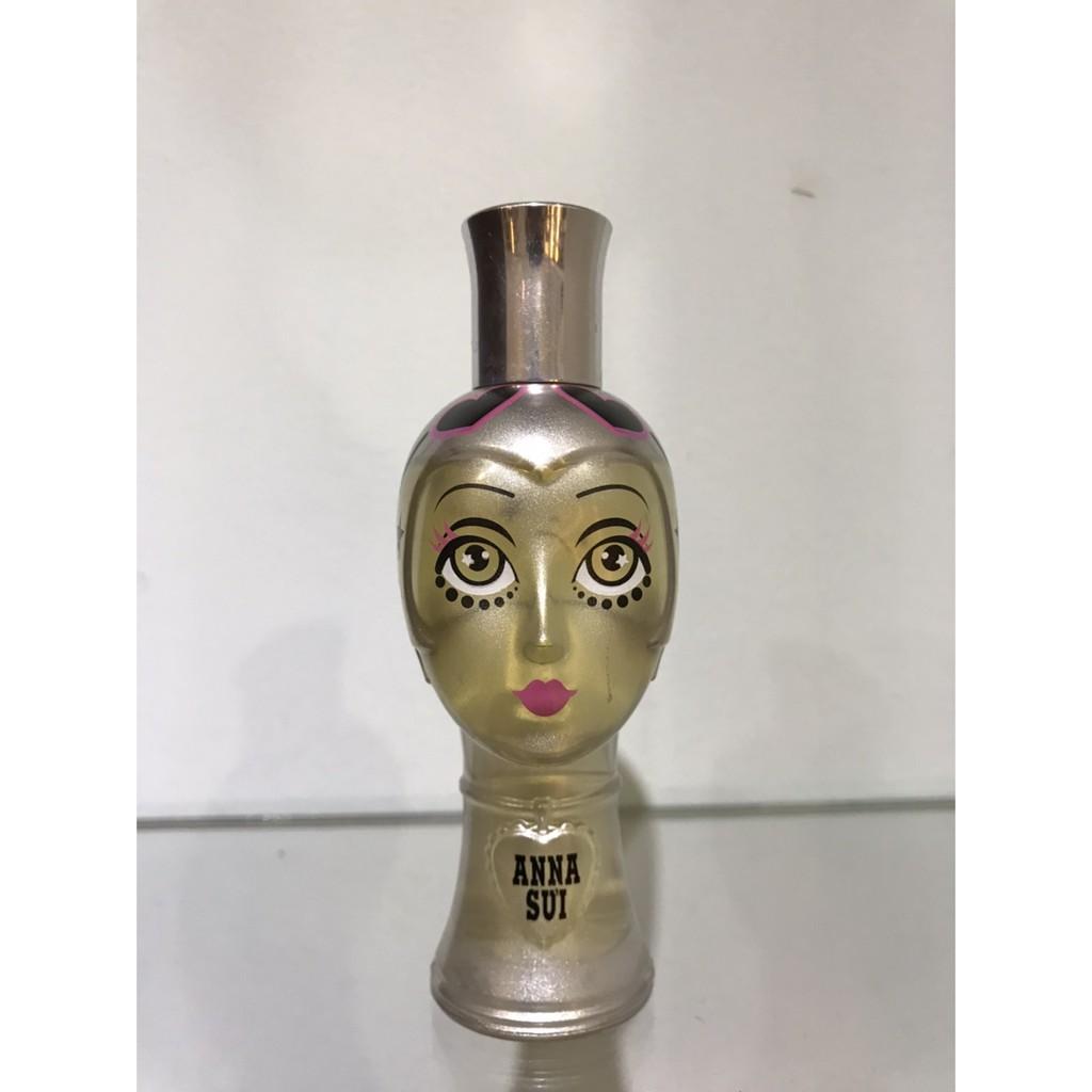 零碼香水 💕💕 Anna Sui 安娜蘇好萊塢巨星洋娃娃女性香水 50ml/剩40ml