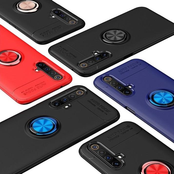指環扣軟殼 realme C21 C3 XT X3 X50 Pro 3 5 6i 7 手機殼5G防摔保護殼套 磁吸指環扣