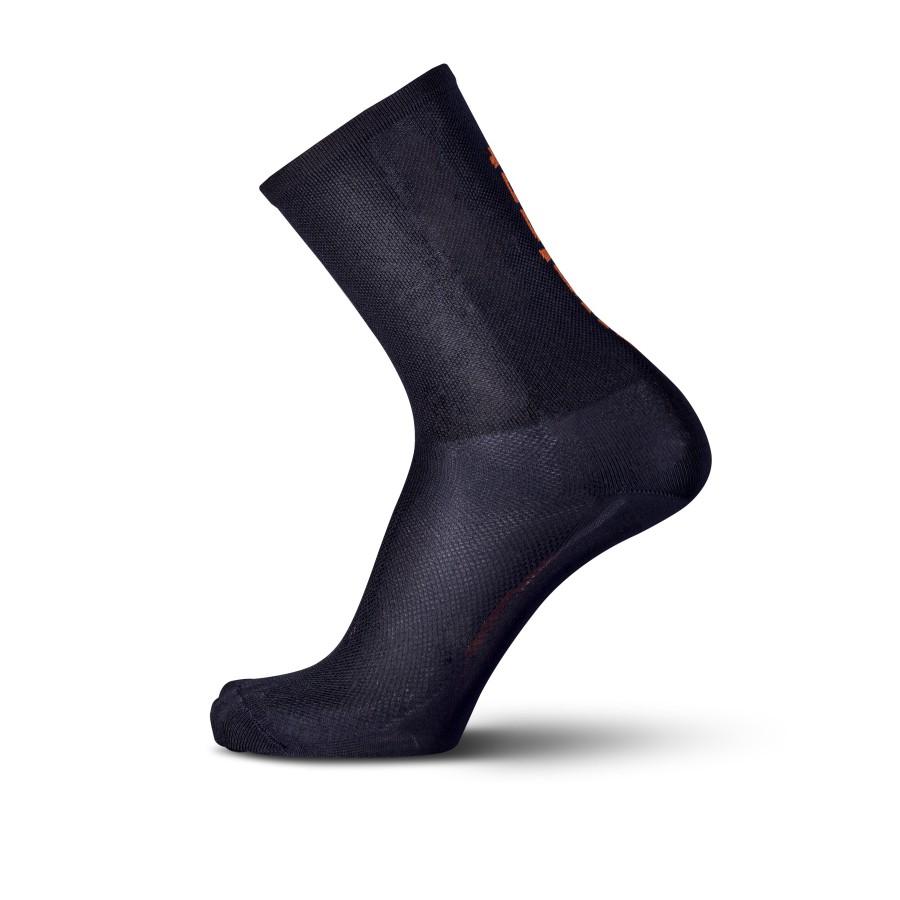 【鐵人兵工廠】SUPLEST 車襪 藍/橘 #公路車 #自行車 #鐵人三項 #人身部品